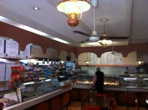 Sunrise Cafe: A certain 'je ne sais quoi'