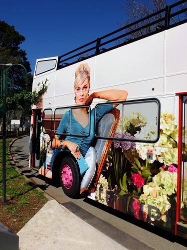 Canberra Centre Floriade Bus
