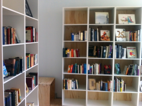 Hipsley's Bookcase