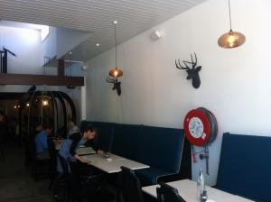 The Elk & Pea Interior 1