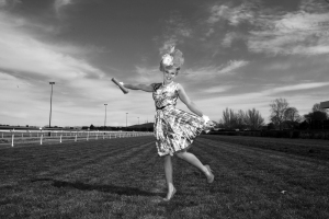 2012 'Face' - Brittney McGlone