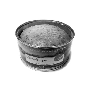 Cheeseburger in a Can