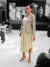 Rachelle Dawson wears Gabrielle Everitt
