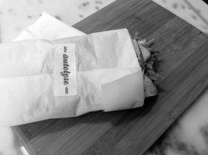Autolyse Sandwich