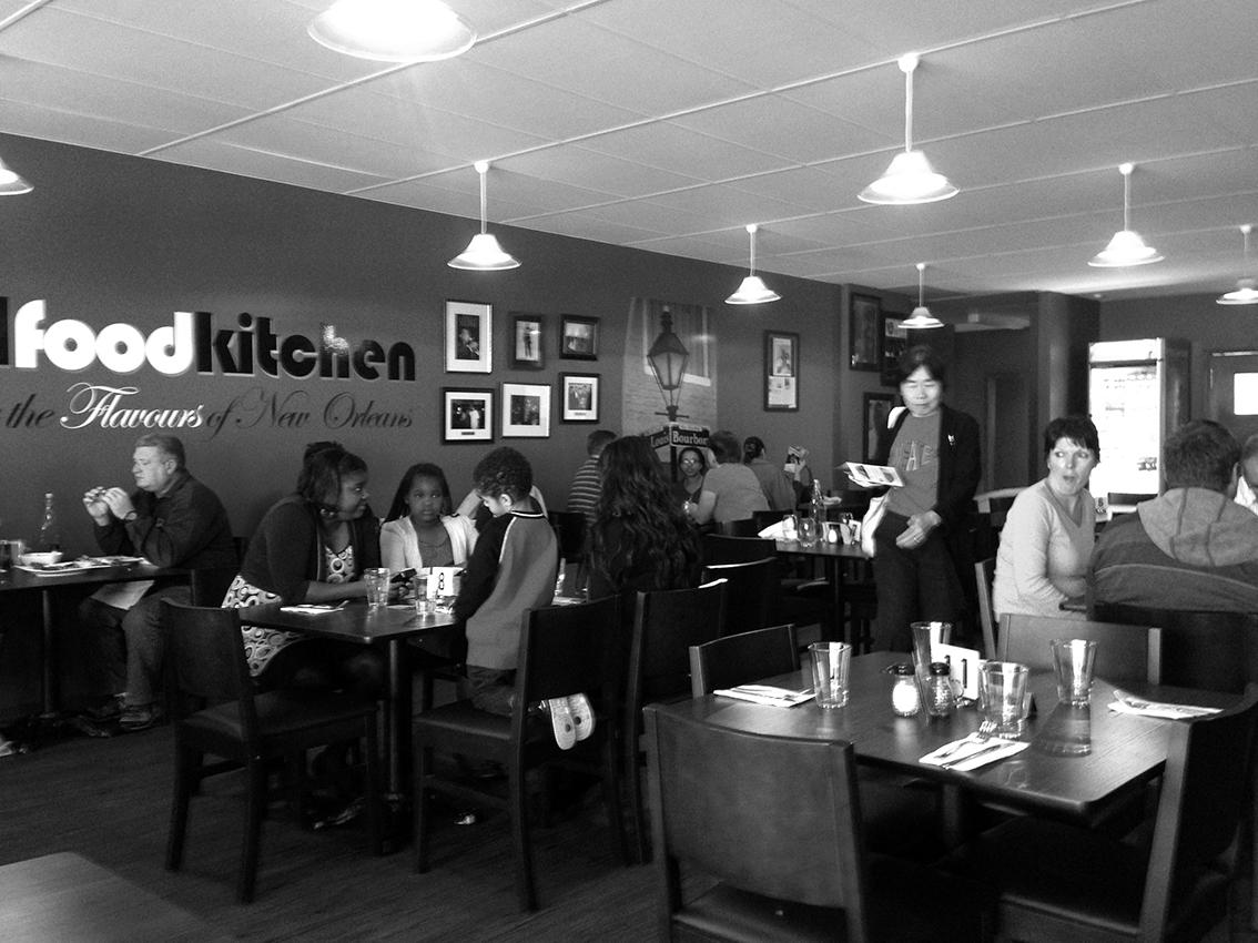 Soul Food Kitchen Canberra