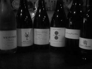 Artisan Pinot Noir Range
