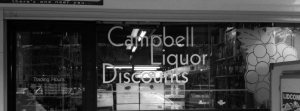 Campbell Liquor Discounts