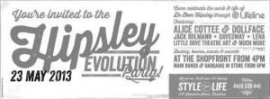 Hipsley Lane Poster
