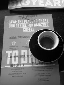Lava Espresso