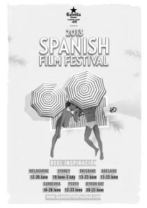 Spanish Film Festival Poster