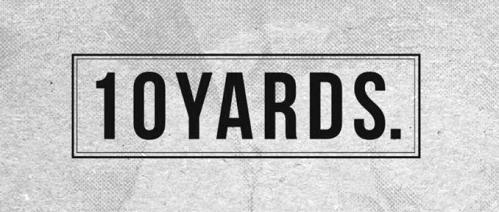 10 Yards Logo