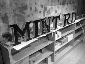 Mint Rd Interior setup