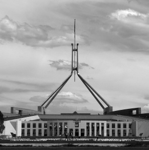 Parliament-House-BW
