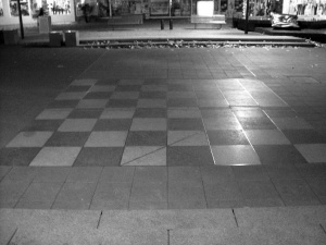 Chessboard-BW