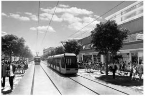 Gungahlin-Tram